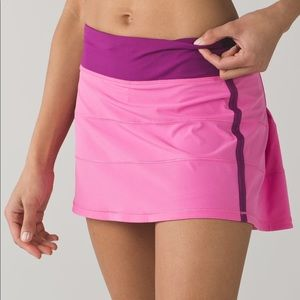 Lululemon Pace Rival Skirt (Regular)